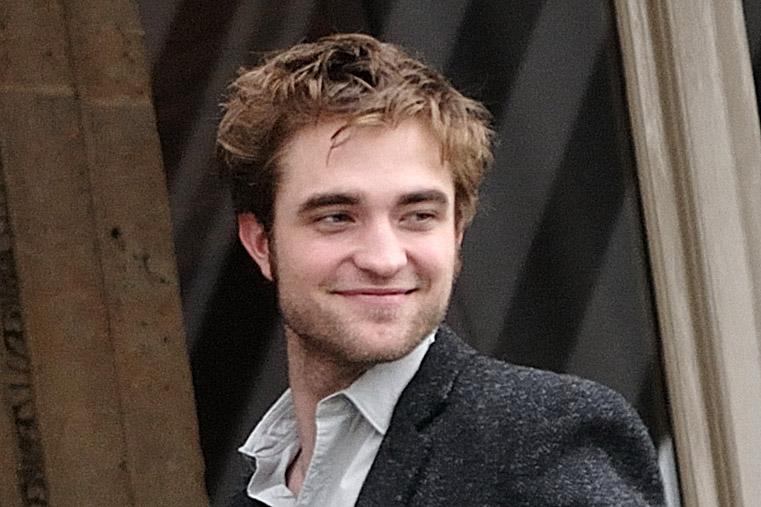 Robert Pattinson: Zahnseide-Unfall!